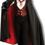 вампира костюм