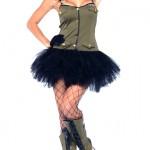костюм Военнослужащая