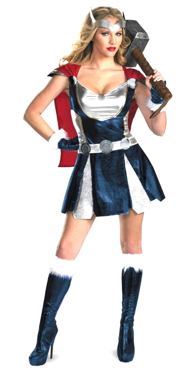 женский костюм Тора