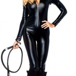 женский костюм супергероя