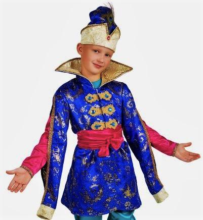 костюм царевича