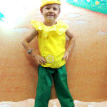 костюм лимона