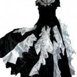 женский костюм на хеллоуин