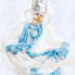 снеговика костюм