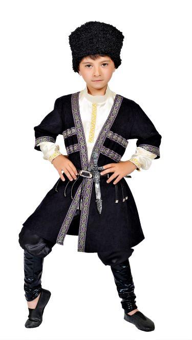 костюм джигита