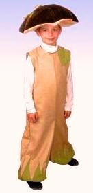 костюм гриба