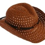 шляпа ковбоя детская