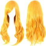 парик длинный цветной