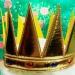 корона карнавальная