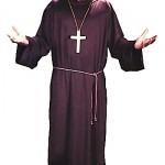 костюм монаха взрослый