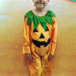 костюм тыквы