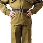 костюм сержанта