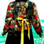 костюм детский цыганский