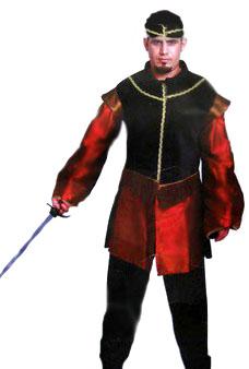 костюм короля напрокат