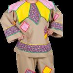 костюм скомороха