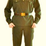 солдат ВОВ