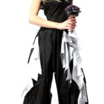 женский костюм на хэллоуин
