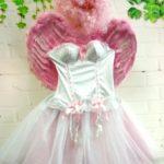 женский костюм ангела
