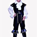 костюм дворянина